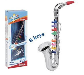 Saxophone Bontempi pour enfant