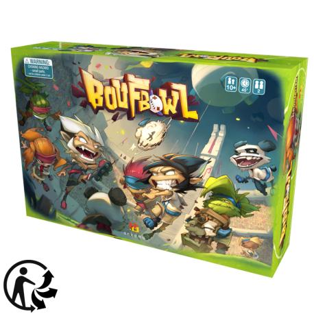 Sélection de jeux de société en promotion - Ex : Ankama Games Boufbowl