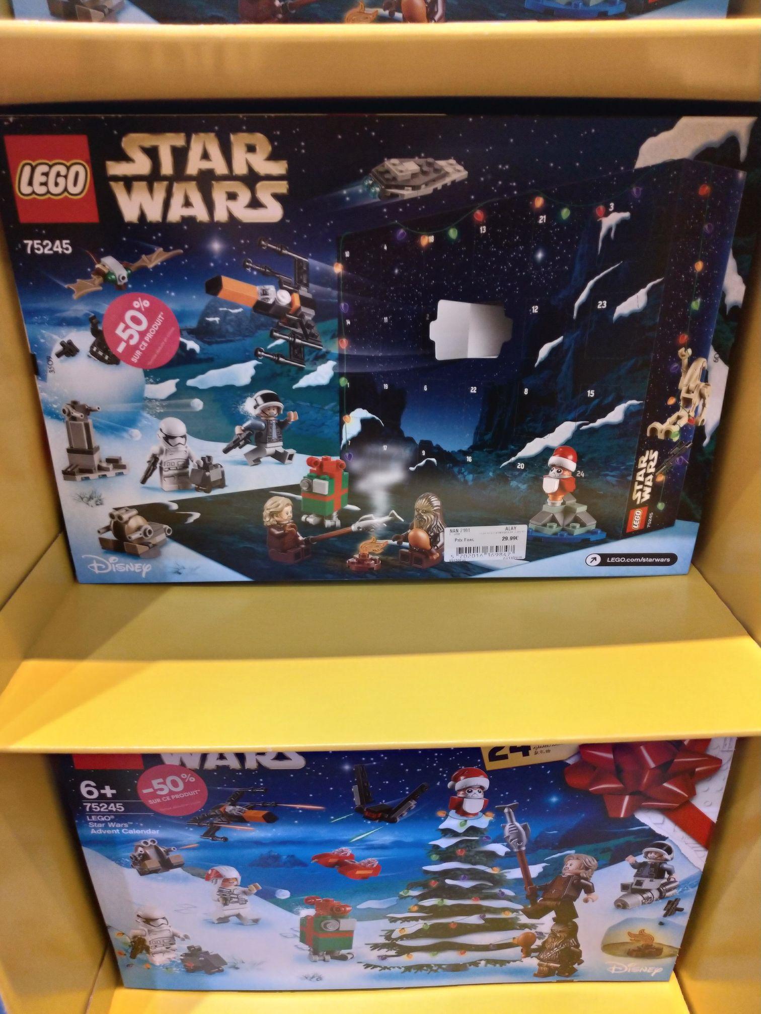 Calendrier de l'avant Lego stars Wars - Nantes (44)