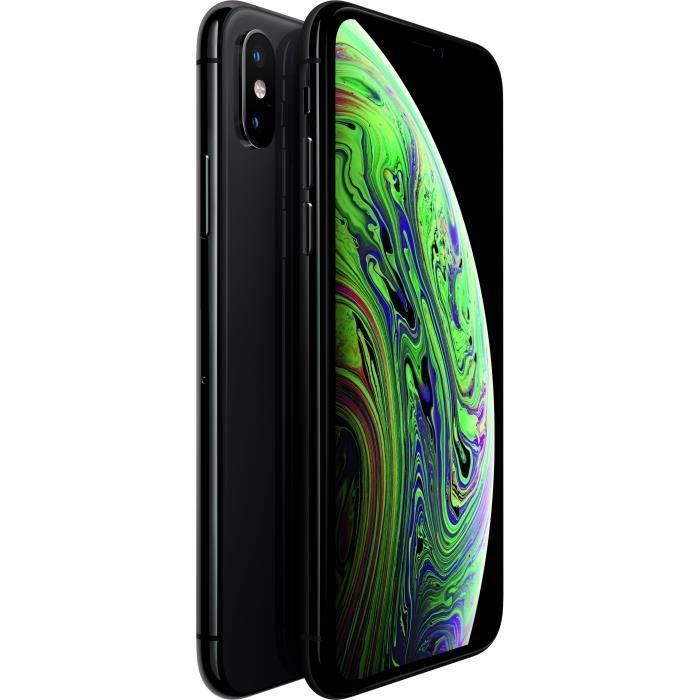 "Smartphone 5.8"" Apple iPhone XS - 64Go (Vendeur tiers)"