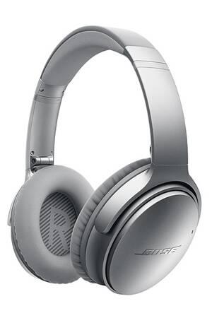 Casque audio sans fil Bose QuietComfort 35 - Noir à réduction de bruit active (+20 euros en bon d'achats