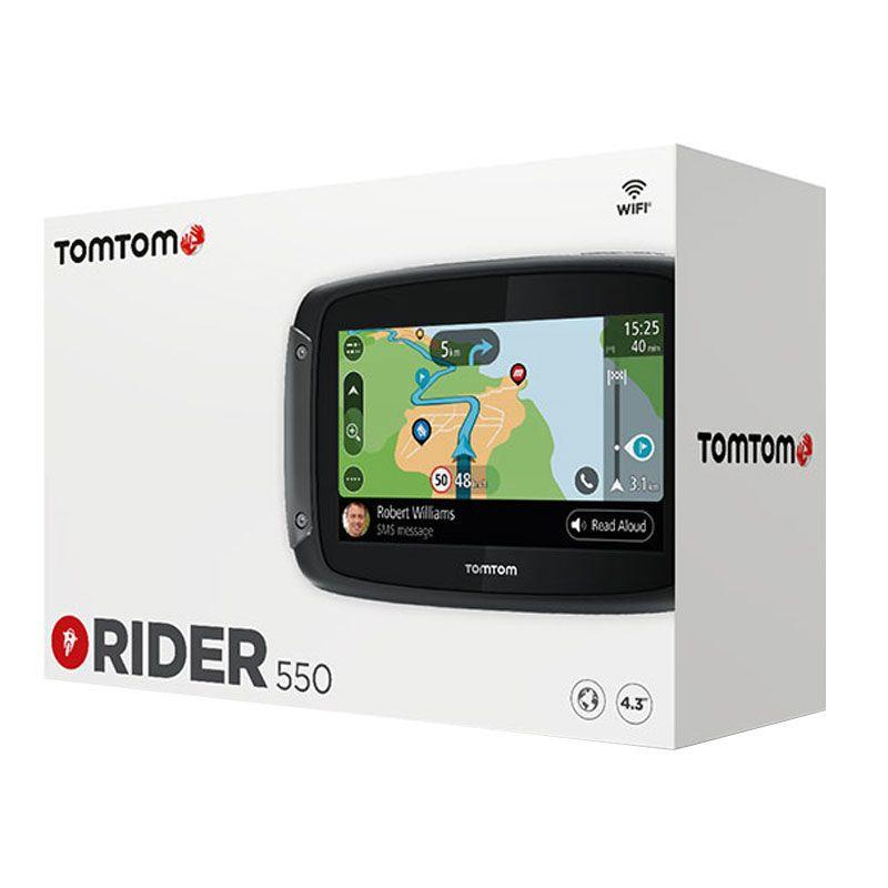 GPS TomTom Rider 550