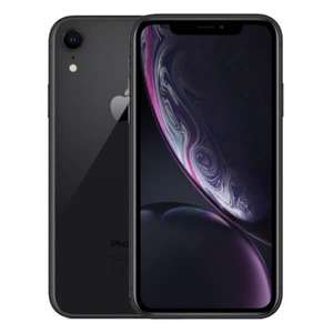 "Smartphone 6.1"" Apple iPhone Xr - full HD, A12, 3 Go de RAM, 64 Go, noir (vendeur tiers)"