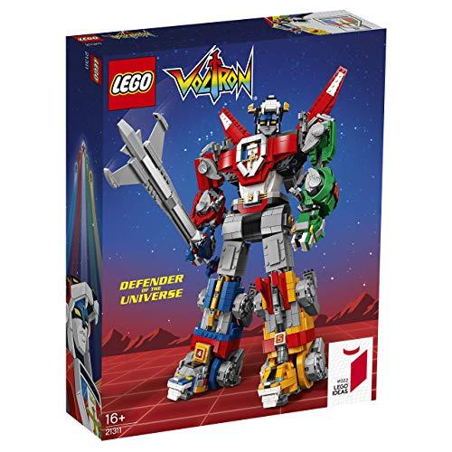Jeu de construction Lego Ideas : Voltron n°21311