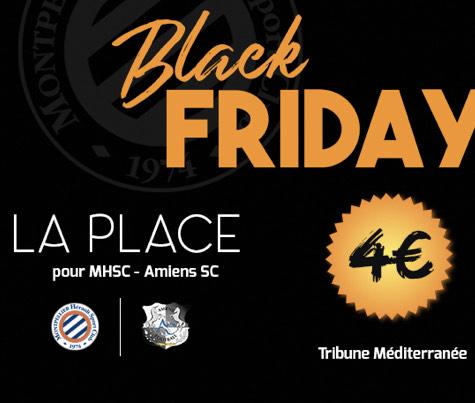 Place pour le match de Football Montpellier vs Amiens le samedi 30 novembre - Montpellier (34)