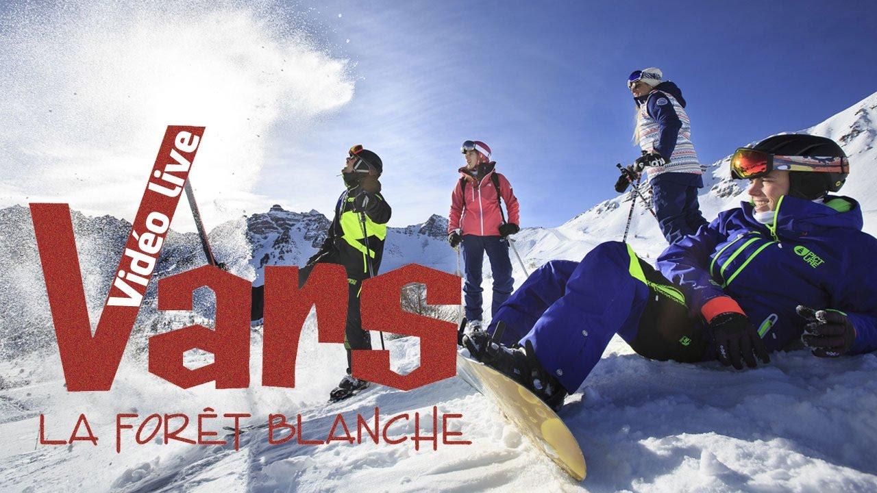 Forfait de 6 jours de ski Adulte - Vars