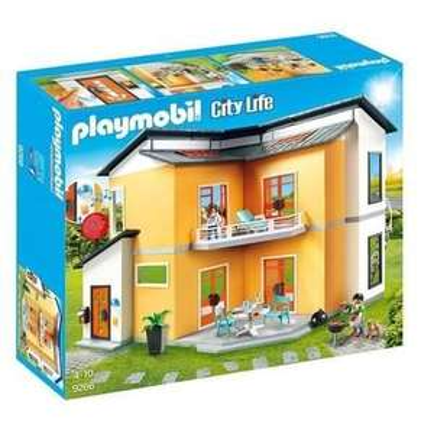 Jouet Playmobil La Maison Moderne (9266)