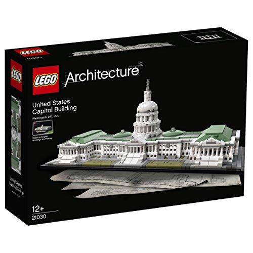 Jeu de Construction Lego Architecture - Le Capitole des États-Unis- 21030