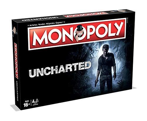 Jeu de société Winning-Moves Monopoly Uncharted