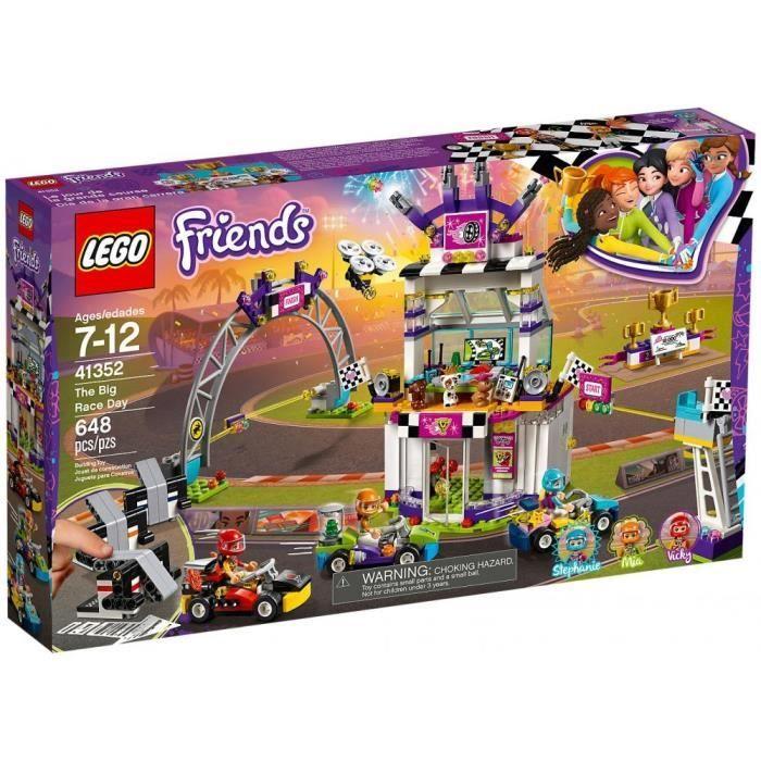Sélection de coffrets LEGO en promotion - Ex : LEGO® Friends 41352 La Grande Course
