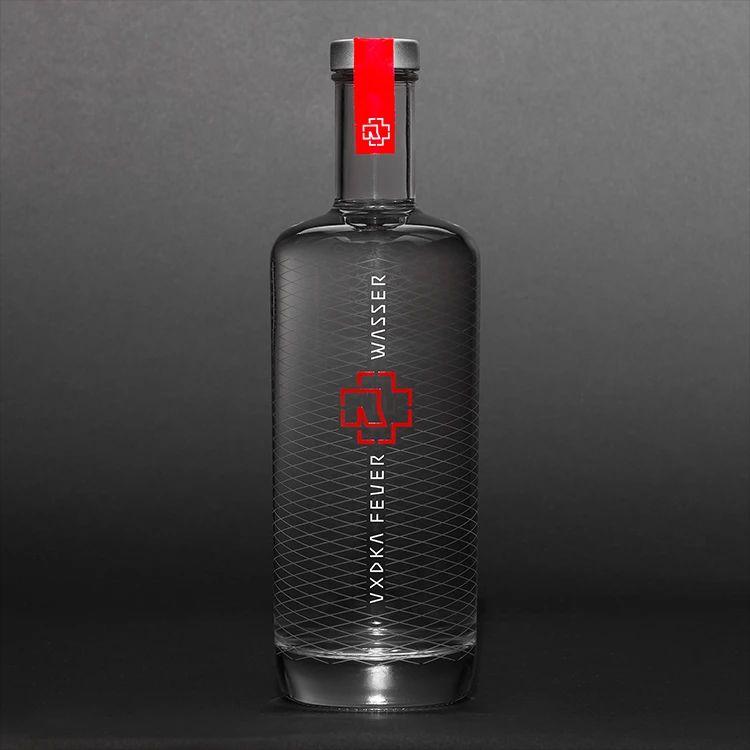 """Rammstein Vodka """"Feuer & Wasser """""""