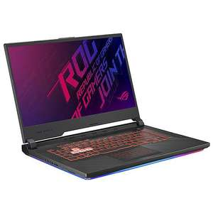 "Pc portable 15.6"" ASUS ROG STRIX G G531GT-AL007T - 120Hz, Core i5-9300H, GTX 1650, RAM 8 Go, SSD 512 Go, Windows 10"