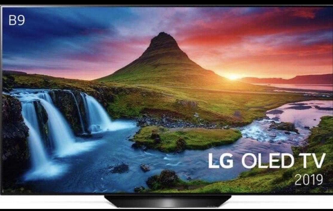 """TV OLED 55"""" LG OLED55B9 - 4K UHD, HDR10 - Via 239€ sur la carte fidélité (Chartres 28)"""