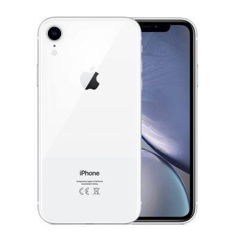 Smartphone Apple iPhone XR 64 GO blanc (vendeurs tiers)