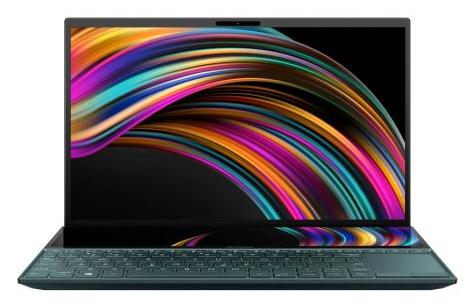 """PC Ultra-Portable Asus UX481FA-BM010T 14"""" Intel Core i5 8 Go RAM 512 Go SSD avec Screenpad Noir (100€ ODR + 100€ bon d'achat)"""