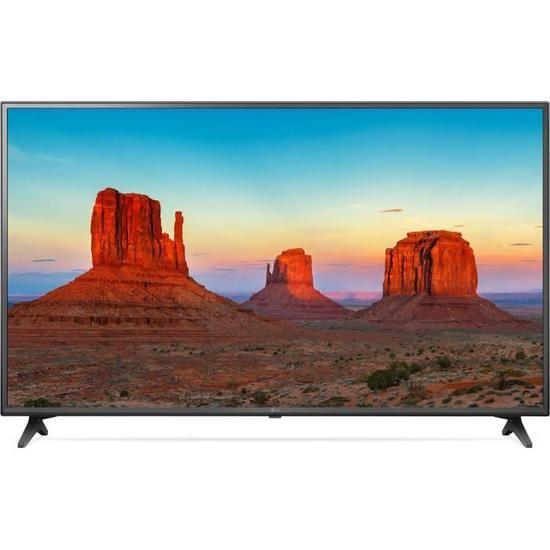 """TV LED 55"""" LG 55UK6200 - 4K UHD, HDR, Smart TV"""