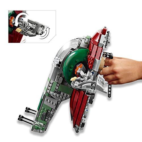 Jouet Lego Star Wars 75243 - Slave l Édition 20ème anniversaire