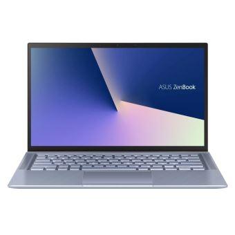 """PC Portable 14"""" Zenbook Asus UM431DA-AM003T - AMD Ryzen 5, 8 Go RAM, 512 Go SSD Bleu"""