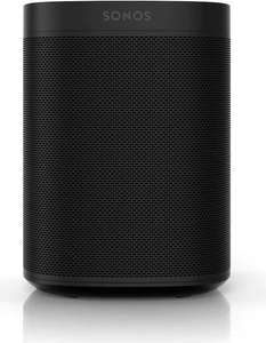 Enceinte Sonos One Gen 2. (Frontaliers Suisse)