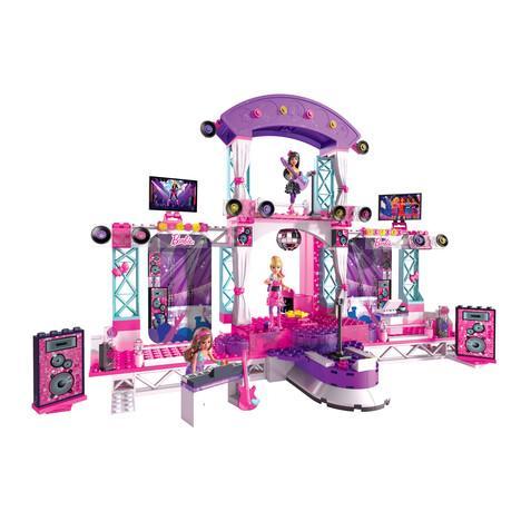 60% de réduction immédiate sur une sélection de jouets - Ex :  Super concert Megablocks Barbie
