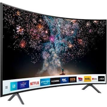 "TV incurvé 65"" Samsung UE65RU7305K + 80€ sur le compte Adhérent (Via ODR 100€)"