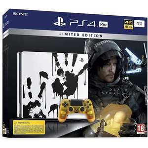 Console Sony PS4 Pro 1To Death Strading Edition Limitée