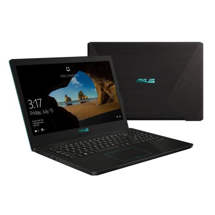 """PC Portable 15.6"""" Asus FX570ZD-DM922 - Full HD, AMD Ryzen 5-2500U, RAM 8 Go, SSD 512 Go, GTX 1050 2 Go, Sans OS"""