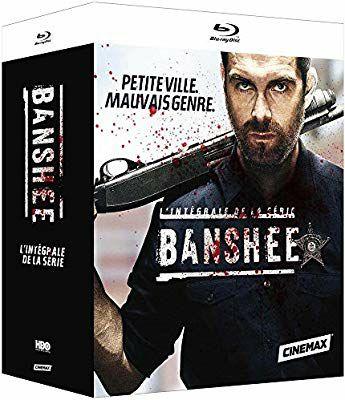 Coffret Blu-ray Banshee - L'intégrale de la série