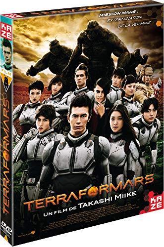 Terraformars, le film (Live-Action) en DVD