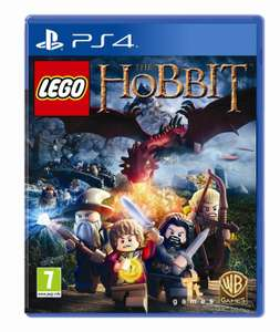 Lego The Hobbit sur PS4