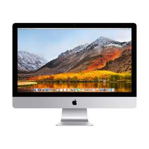 "PC Apple iMac 27"" - Retina 5K, Core i5, 8 Go RAM, HDD 1 To, Radeon Pro 575"