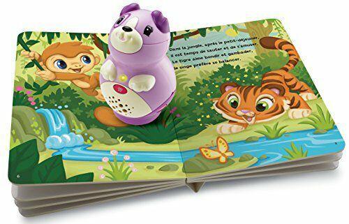 Jeu Educatif Leapfrog Mon lecteur Violette + Livre