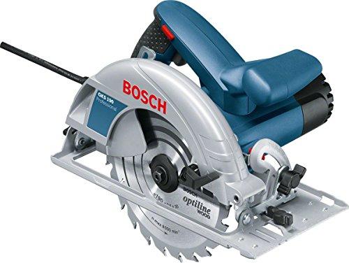 Scie circulaire Filaire Bosch Professional GKS 190 - 1400 W, Diamètre 190 mm