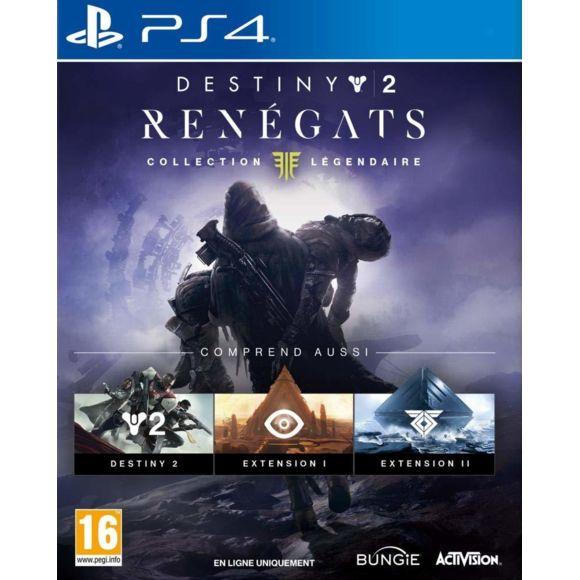 Destiny 2 Renégats sur PS4
