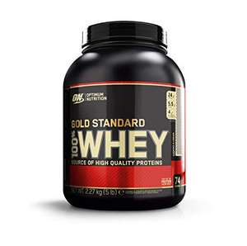 Protéine Optimum Nutrition 100% Whey - Gold Standard 2.27kg