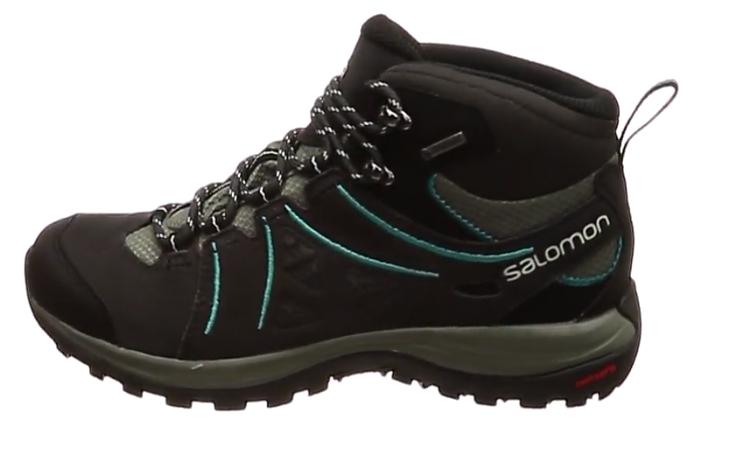 Chaussures Salomon Ellipse 2 Mid LTR GTX W