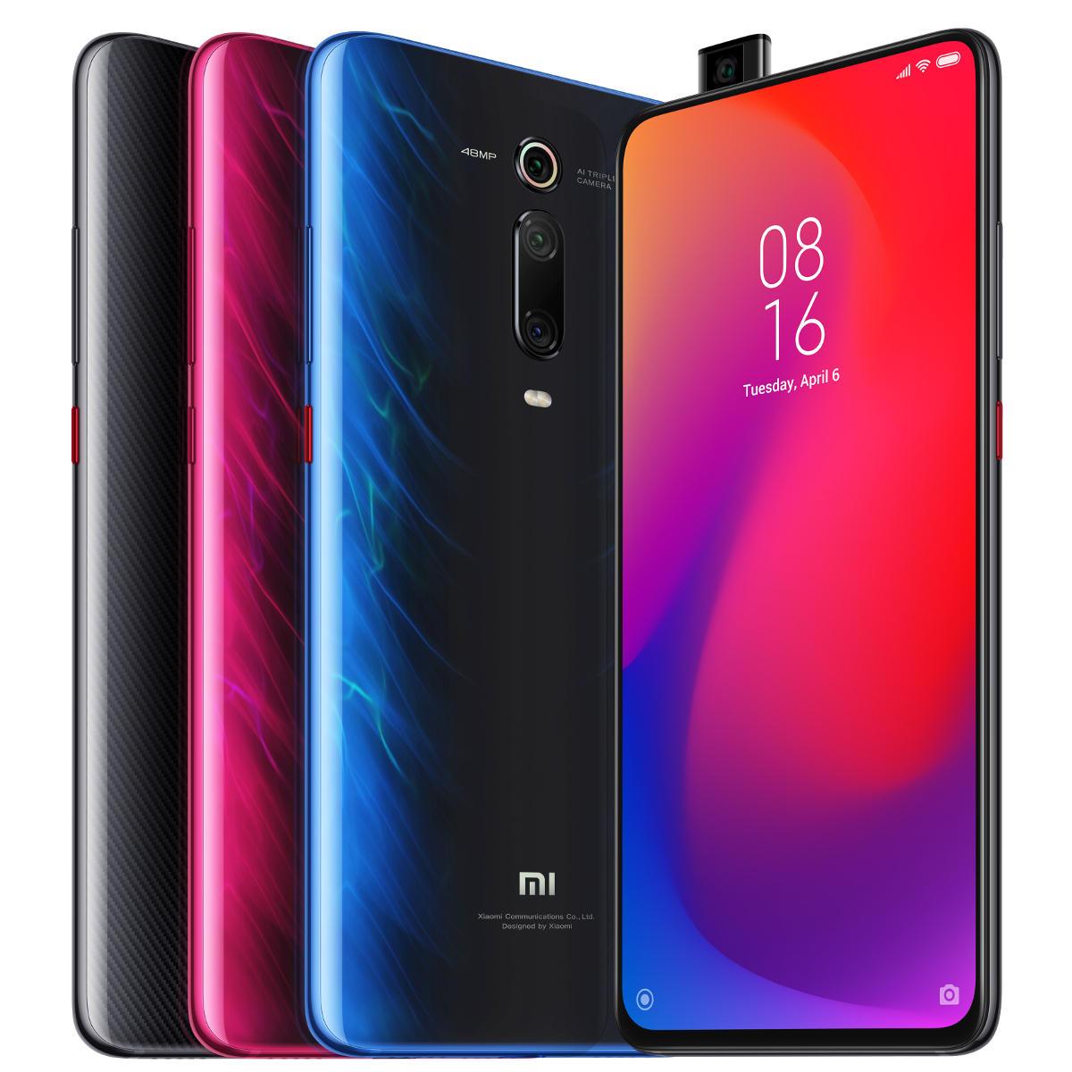 "Smartphone 6.39"" Xiaomi Mi 9T Pro - 6 Go RAM, 128 Go, Rouge"
