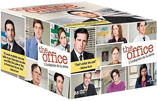 Coffret DVD : The Office l'intégrale des 9 saisons