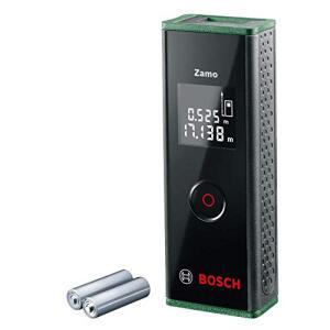 Télémètre Laser Numérique Bosch Zamo 3 - Portée 20m (ODR de 10€)