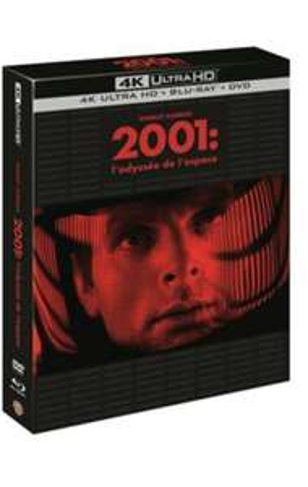 Blu-ray 4K UHD : 2001 l'Odyssée de l'espace