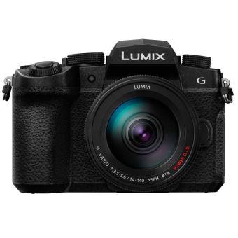 Appareil photo Hybride Panasonic DC-G90 Lumix G + Objectif Vario 14-140 mm ASPH