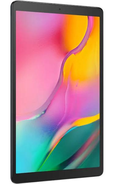 "Tablette 10.1"" Samsung Galaxy Tab A - Wi-Fi (2019), 32 Go, Noir ou argent (161,43 € avec le code CYBMO1460)"