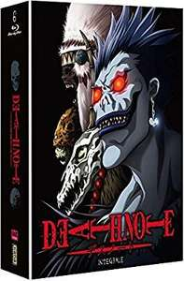 Death Note L'intégrale de la série - Blu-ray