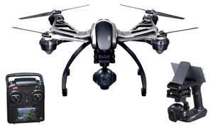 Drone Yuneec Typhoon Q500 4K - Set complet