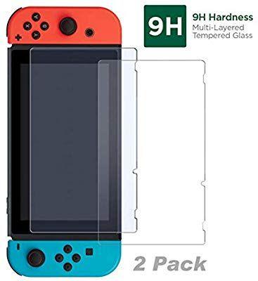 Lot de 2 protections iMW en verre pour Nintendo Switch (vendeur tiers)