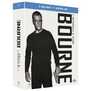 Coffret Blu-ray Jason Bourne - Intégrale des 5 Films