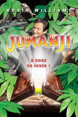 Film Jumanji en UHD 4K Dolby Vision / Atmos (Dématérialisé)