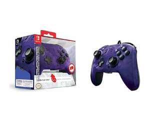 Manette PDP Camo Audio pour Consoles Nintendo Switch