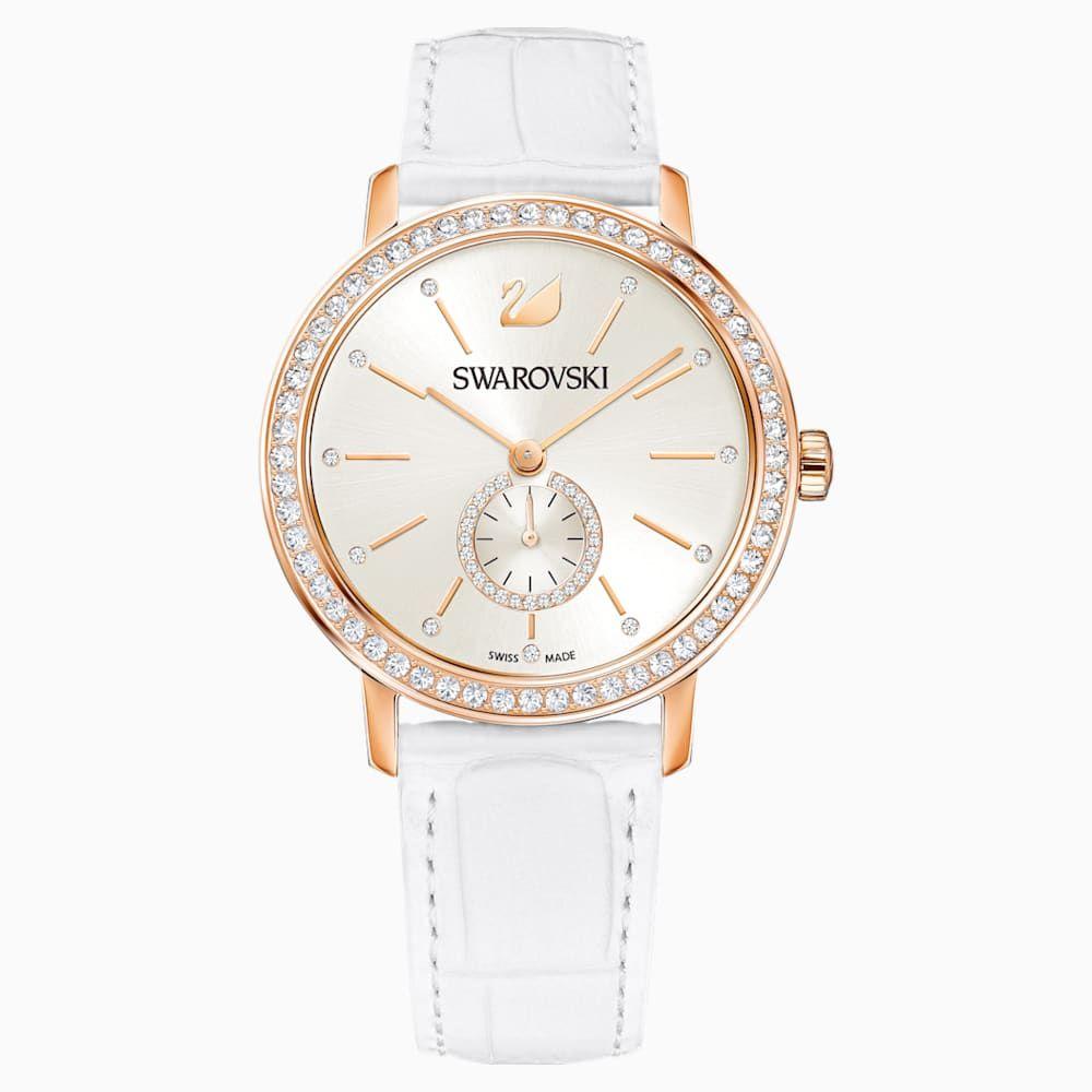 50% de réduction sur une selection de montres Swarovski - Ex : Montre Graceful Lady à 124.50€