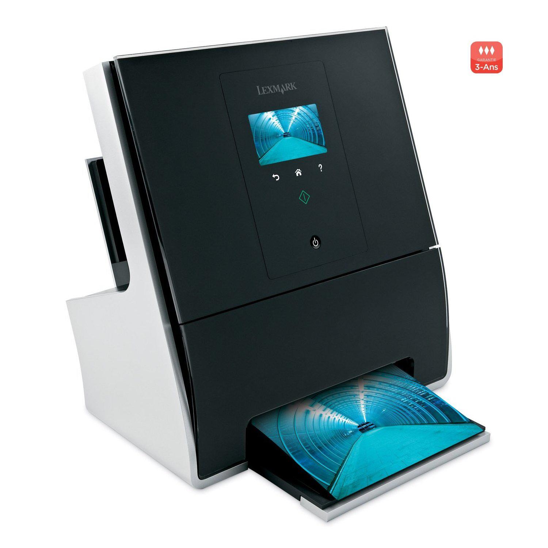 Imprimante multifonction jet d'encre Lexmark Genesis S815